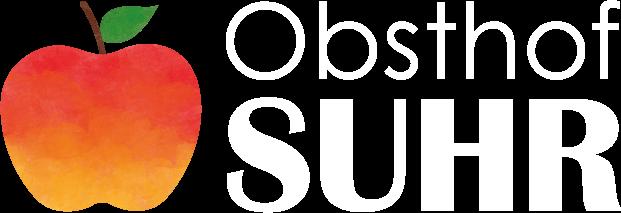 Obsthof Suhr Logo